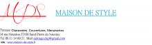Logo de MDS, société de travaux en Rénovation des charpentes