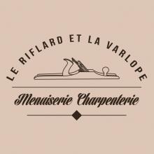 Logo de Le Riflard Et La Varlope, société de travaux en Serrurier