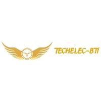 Logo de TECHELEC~BTI, société de travaux en Installation électrique : rénovation complète ou partielle