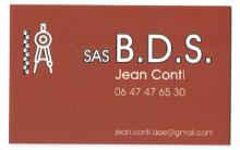 Logo de SAS BDS, société de travaux en Construction de maison