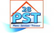 Logo de PST28, société de travaux en Architecte (construction ou rénovation de maisons individuelles)