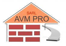 Logo de Avm Pro, société de travaux en Construction de maison