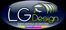 Logo de LG DESIGN, société de travaux en Décoration jardin / patio / pergola / treillage / fontaine