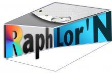 Logo de Raph lor'N, société de travaux en Construction, murs, cloisons, plafonds en plaques de plâtre
