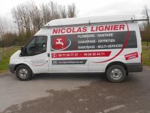 Logo de EIRL NICOLAS LIGNIER, société de travaux en Dépannage de chaudière, chauffe-eau, chauffe-bains