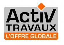 Logo de Activ Travaux Manag'Home Renov, société de travaux en Courtier en travaux
