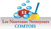 Logo de Les Nouveaux Nettoyeurs Comtois, société de travaux en Locaux Professionnels