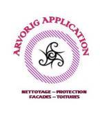 Logo de ARVORIG APPLICATION, société de travaux en Décrassage des façades