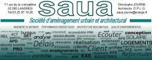 Logo de S.A.U.A., société de travaux en Architecte (construction ou rénovation de maisons individuelles)