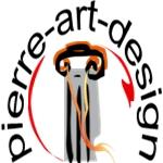Logo de PIERRE ART DESIGN, société de travaux en Travaux de décoration