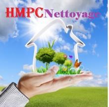 Logo de HMPC NETTOYAGE, société de travaux en Locaux Professionnels
