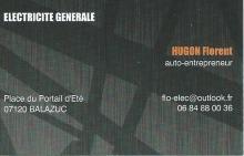 Logo de FLO-ELEC, société de travaux en Installation électrique : rénovation complète ou partielle