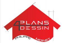 Logo de MOINET PHILIPPE, société de travaux en Architecte (construction ou rénovation de maisons individuelles)