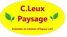 Logo de C.LEUX PAYSAGE, société de travaux en Entretien de jardin (ponctuel ou à l'année)