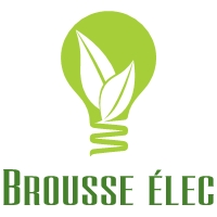 Logo de BROUSSE ELEC, société de travaux en Installation électrique : rénovation complète ou partielle