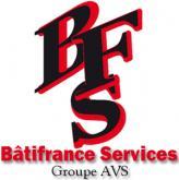 Logo de BATIFRANCE SERVICES, société de travaux en Motorisation pour fermeture de portes et portails