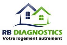 Logo de RB DIAGNOSTICS, société de travaux en Bilan thermique