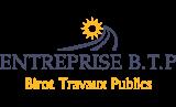 Logo de ENTREPRISE B.T.P, société de travaux en Construction de maison