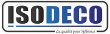 Logo de ISODECO, société de travaux en Fourniture et pose d'isolation thermique dans les combles