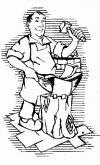 Logo de ETS SALIN, société de travaux en Fourniture et pose d'un escalier intérieur