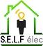 Logo de S.E.L.F éLEC, société de travaux en Installation électrique : rénovation complète ou partielle