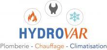 Logo de HYDROVAR EURL, société de travaux en Chauffage - Chaudière - Cheminée