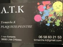 Logo de ATK, société de travaux en Travaux de décoration