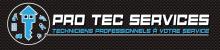 Logo de PRO TEC SERVICES, société de travaux en Serrurier