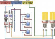 Logo de ELEC-SERVICE, société de travaux en Installation électrique : rénovation complète ou partielle