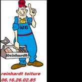 Logo de REINHARDT TOITURE, société de travaux en Dépannage / réparation de toiture