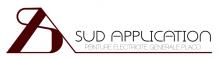 Logo de SARL SUD APPLICATION, société de travaux en Rénovation complète d'appartements, pavillons, bureaux