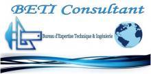 Logo de BETI CONSULTANT, société de travaux en Architecte (construction ou rénovation de maisons individuelles)