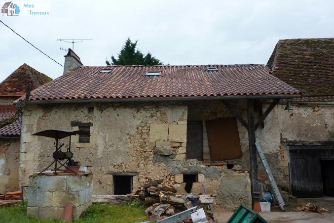 Logo de Stenegrie, société de travaux en Rénovation ou changement de votre couverture de toit
