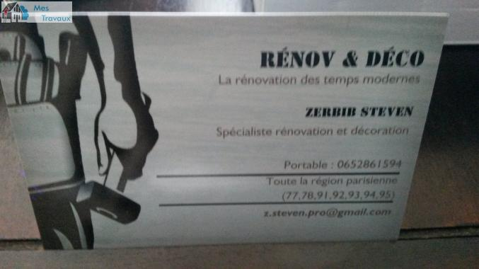 Société Rénov & Déco