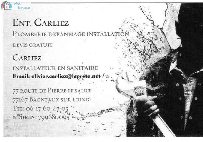 Société Ent. Carliez