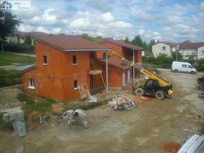 Logo de Aydin construction, société de travaux en Construction de maison