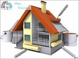 Logo de Maison demestre, société de travaux en Nettoyage de toitures - façades - bardages
