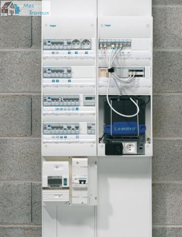 Logo de ELECTRICITE GENERALE, société de travaux en Installation électrique : rénovation complète ou partielle