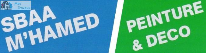 Logo de sbaa mhamed, société de travaux en Fourniture et pose de linos