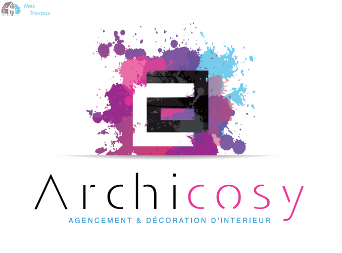 Logo de ARCHICOSY, société de travaux en Aménagement de combles