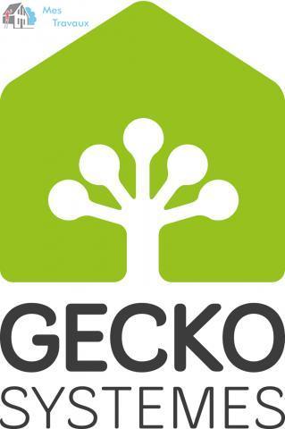 Logo de GECKO SYSTEMES, société de travaux en Chauffage - Chaudière - Cheminée