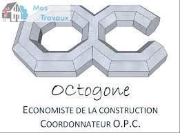 Logo de OCTOGONE, société de travaux en Architecte (construction ou rénovation de maisons individuelles)