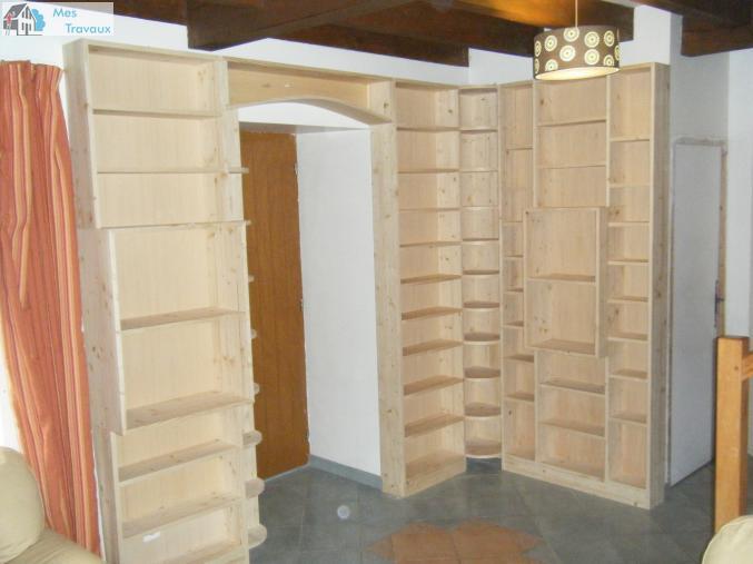 Logo de PONS (ROLAND), société de travaux en Fabrication de meubles en bois sur mesure