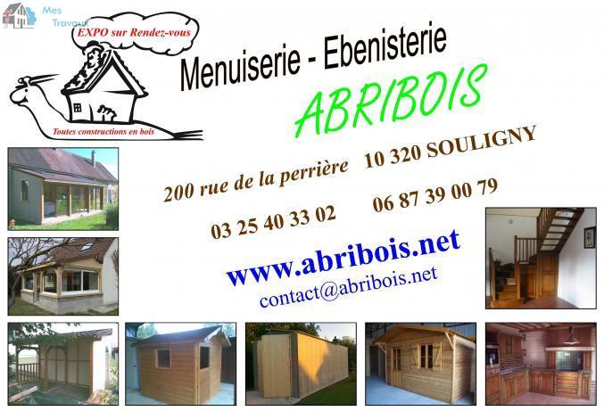 Logo de ABRIBOIS, société de travaux en Garages / Abris de jardin