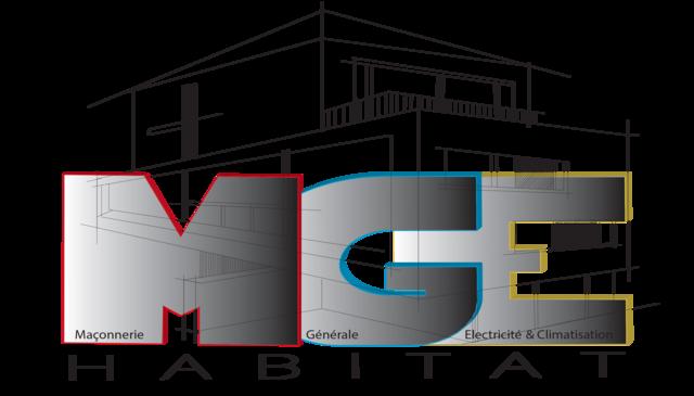 Logo de MGE HABITAT, société de travaux en Construction de maison