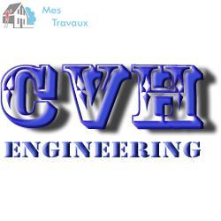 Logo de CVH ENGINEERING, société de travaux en Alarme domicile