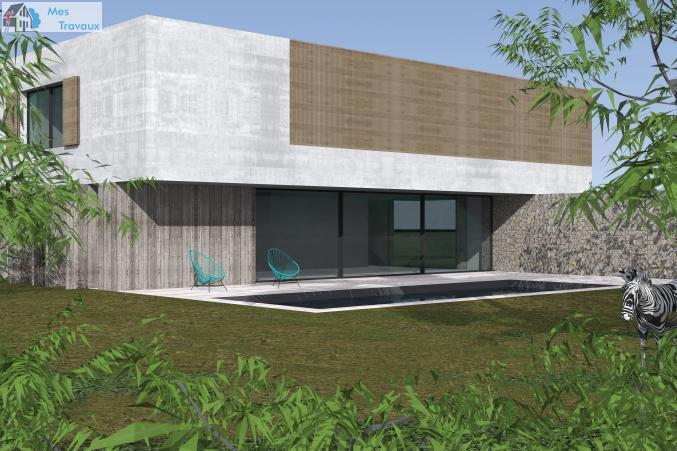 Logo de LUDIVINE LAMMENS ARCHITECTE, société de travaux en Architecte (construction ou rénovation de maisons individuelles)