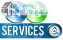 Logo de NB SERVICES, société de travaux en Chauffage - Chaudière - Cheminée