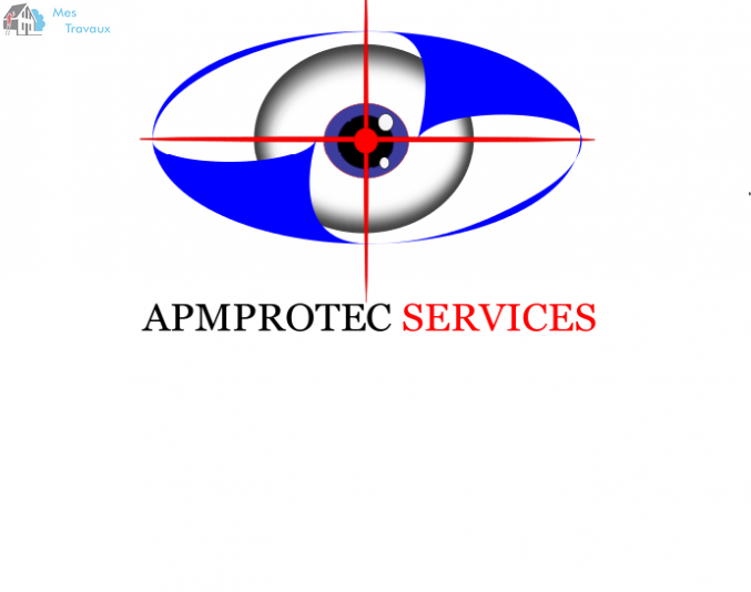 Logo de EI APMPROTEC PIRES PAOLO, société de travaux en Alarme domicile