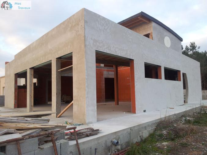 Logo de AM BATIMENT SERVICE, société de travaux en Construction de maison